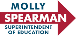 Molly Spearman • South Carolina Superintendent of Education